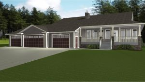 Ranch Style Home Plans with 3 Car Garage Nice House Plans with 3 Car Garage 4 Ranch Style House