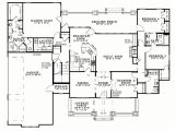 Ranch Style House Plans with Bonus Room Rambler House Plans with Bonus Room