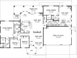 Ranch Style House Plans with Mother In Law Suite Ranch Home Plans with Inlaw Quarters Cottage House Plans