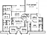 Ranch Style House Plans with Mother In Law Suite Ranch Home Plans with Mother In Law Suite Cottage House