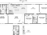 Redman Mobile Home Floor Plans 2000 Redman Mobile Home Floor Plans House Design Plans