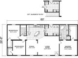 Redman Mobile Home Floor Plans Manufactured Homes Plans Factory Homes