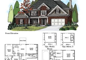 Reliant Homes Floor Plans Reliant Homes the Woodmont Plan Floor Plans Homes