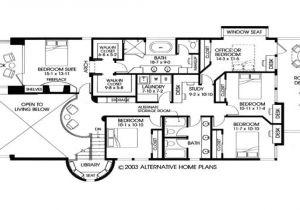 Residential Home Design Plans Residential House Plans 4 Bedrooms Slab House Floor Plans