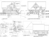 Residential Home Plans Cad Dwg Drawings Hand to Cad Conversion Services Convert Architectural