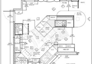 Residential Home Plans Cad Dwg Drawings Sample Residential Building Autocad 2d Plan House Floor