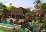 Resort Style Home Plans Balemaker Tropical Houses Tropical House Plans Builder