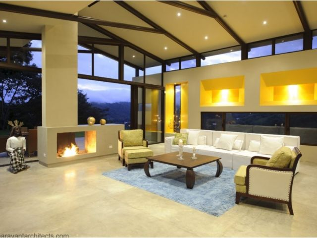 Resort Style Home Plans Luxury Resort Style Home In Costa Rica