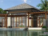 Resort Style Home Plans Luxury Small Home Plan 1303 Sq Ft Kerala Home Design and