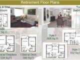 Retirement Home Floor Plans Retirement Floor Plans Cornell Estates