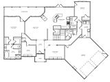 Retirement Home House Plans One Story Retirement House Plans