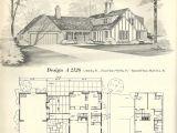 Retro Home Plans Vintage House Plans 2126