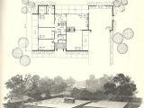 Retro Home Plans Vintage House Plans 2234