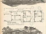 Retro Home Plans Vintage House Plans Multi Level Homes Part 10 Antique