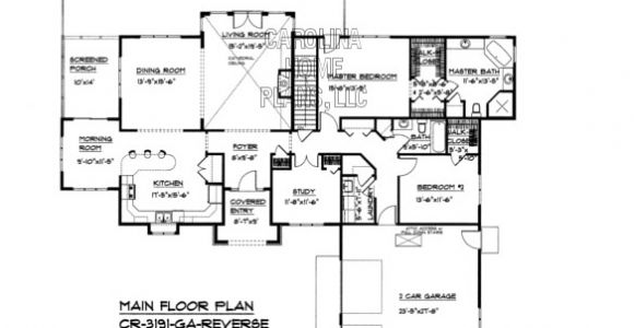 Reverse Floor Plan Home Reverse Floor House Plans Wood Floors