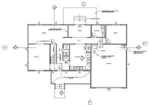 Revit House Plans Revit House Bim Course at Spscc On Behance