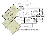 Revit House Plans Using A Rotated Work Plane In Revit Best Cad Tips