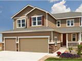 Richmond American Homes Seth Floor Plan New Homes In Colorado Springs Home Builders In Colorado