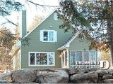 Rivendell Cottage House Plans House Plan W3929 Detail From Drummondhouseplans Com