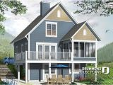 Rivendell Cottage House Plans House Plan W3929 V1 Detail From Drummondhouseplans Com