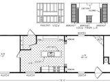 River Birch Mobile Home Floor Plans Model 1808 Don 39 S Mobile Homes