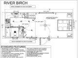 River Birch Mobile Home Floor Plans River Birch Riverridgeescapes Com