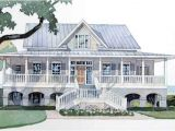 River Home Plans Georgia River House Cowart Group southern Living House
