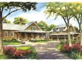 River Home Plans River House southern Living House Plans