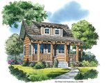 River Home Plans Sun River Plan 644 Cabins Cottages Under 1 000 Square