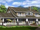 Robinson Home Plans Craftsman I 3212 Robinson Plans
