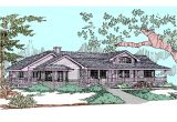 Robinson Home Plans Robinson Country Ranch Home Plan 085d 0824 House Plans