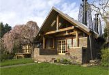 Rock Home Plans Stone Cottage In the Woods Wood and Stone House Exteriors