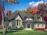 Rock Home Plans Stone Mini Castle 9041pd 1st Floor Master Suite Bonus