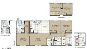 Rona Home Plans New Moon Modular 6033 by Rona Homes