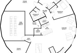 Round Homes Floor Plans Design Free Kit Home House Plans Round House