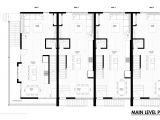 Row Home Floor Plan Savani Group Prims Rowhouse In Dindoli Surat Price