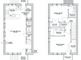 Row Home Floor Plans Free Home Plans Rowhouse Plans