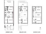 Row Home Plans Delson or Sherman Architects Pcbrooklyn Architect