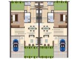Row Home Plans Row Houses Plan Villa Exotica Guwahati assam Home