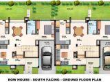 Row Housing Plans Row House Floor Plan Ideas Pinterest House