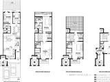 Row Housing Plans Simple Small Row House Plans Placement Building Plans