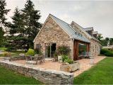 Rural Home Plans Modern Reinterpretation Of A Private Rural House Pennsylvania