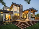 Rustic Contemporary Home Plans Rustic and Modern Home In Burlingame California
