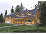 Rustic Country Home Plans River Bluff Rustic Country Home Plan 088d 0008 House