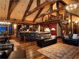 Rustic Home Designs with Open Floor Plan Rustic Open Floor Plans with Loft Best Open Floor Plans