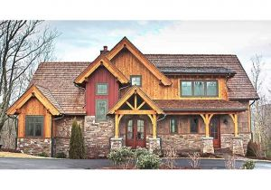 Rustic Home Plan Mountain Rustic Plan 2 379 Square Feet 3 Bedrooms 2 5