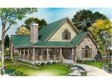 Rustic Home Plan Parsons Bend Rustic Cottage Home Plan 095d 0050 House