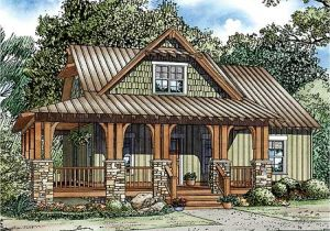 Rustic Home Plan Rustic House Plans with Porches Rustic Country House Plans