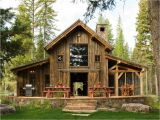 Rustic Home Plan Timber Barn Homes Rustic Barn House Plans Rustic House