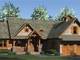 Rustic Home Plans Home Plan Rustic Craftsman is Open with Lots Of Storage